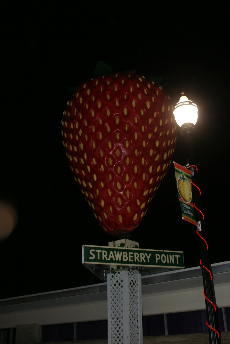 Strawberry point
